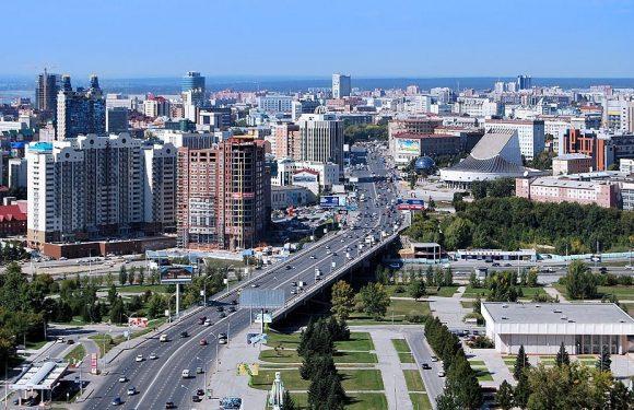 На улицах каменская и связистов в новосибирске частично сузят проезжую часть